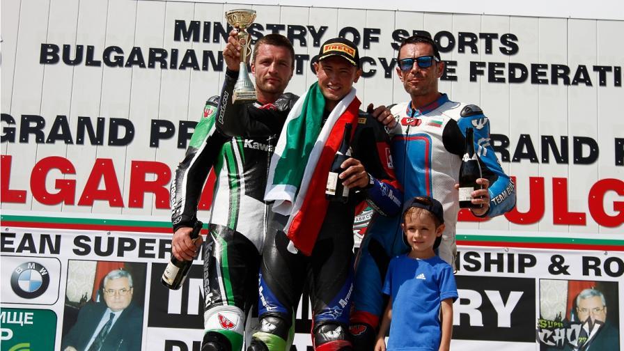 Мартин Чой шампион на България за 11-и път