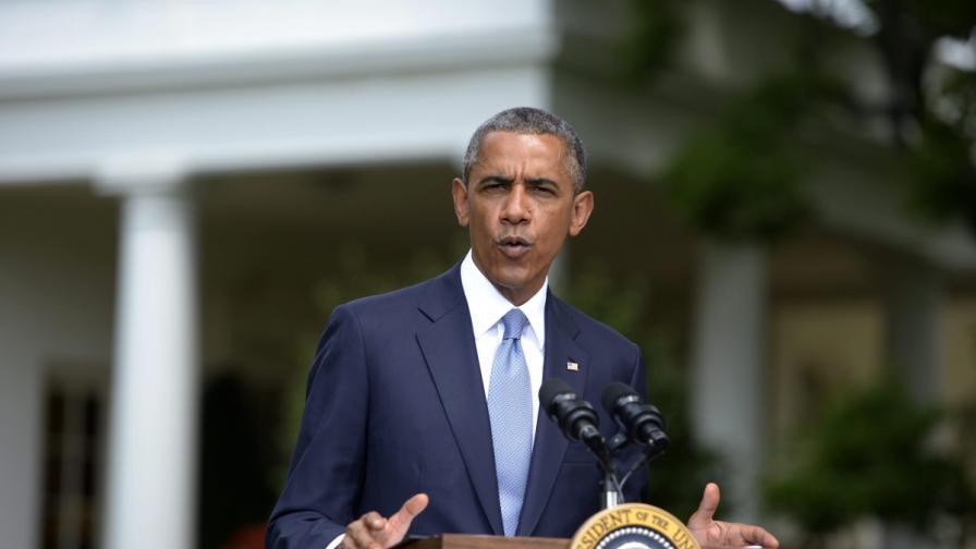 Обама обяви нови строги санкции срещу Русия