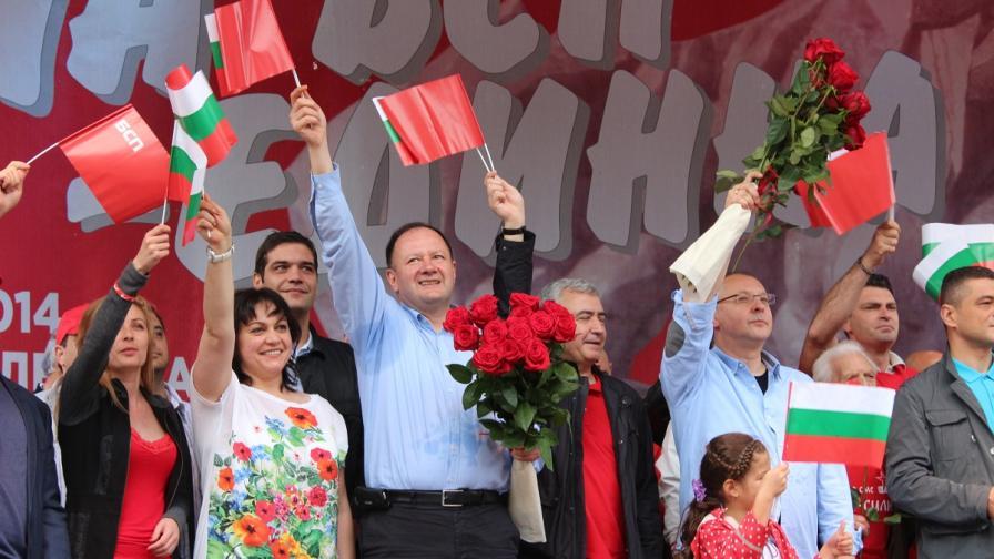 Миков на Бузлуджа: Октомври не е бой последен