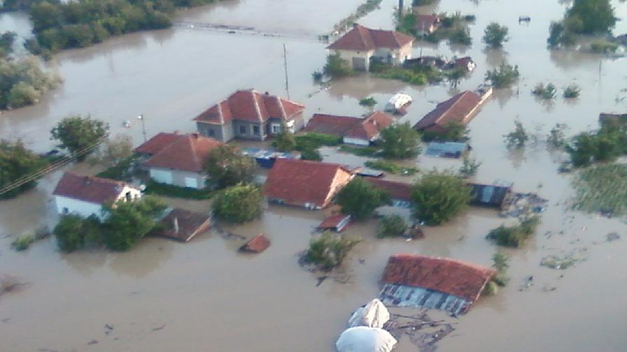 DMS Zaedno на 17777 за всички пострадали в бедствията