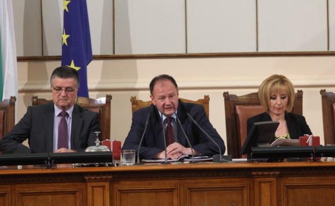 Депутатите актуализираха бюджета на НЗОК