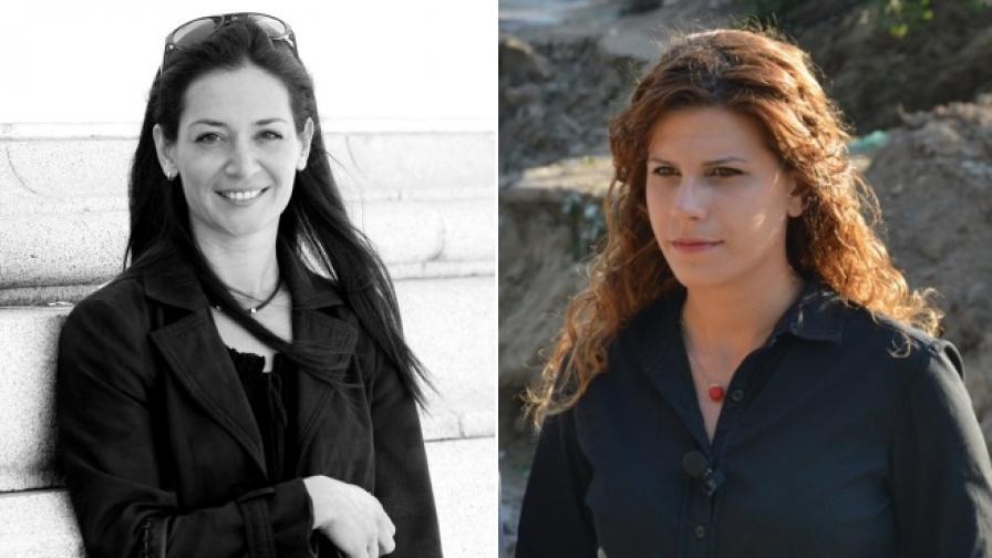 Калина Влайкова и Марина Стоименова
