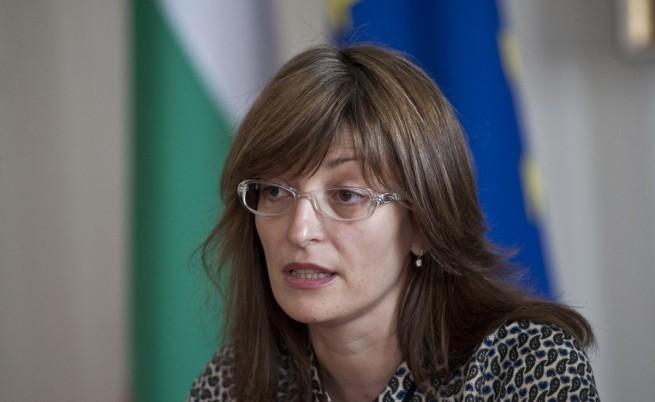 Захариева: НЕК се разплаща редовно с компании, свързани с партии