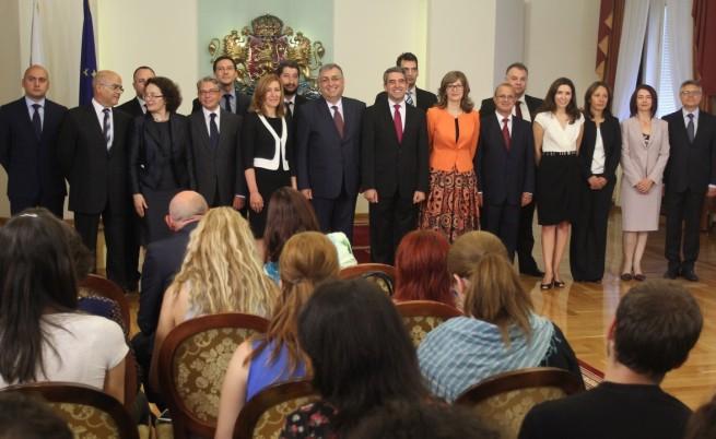 Кои са министрите в служебния кабинет