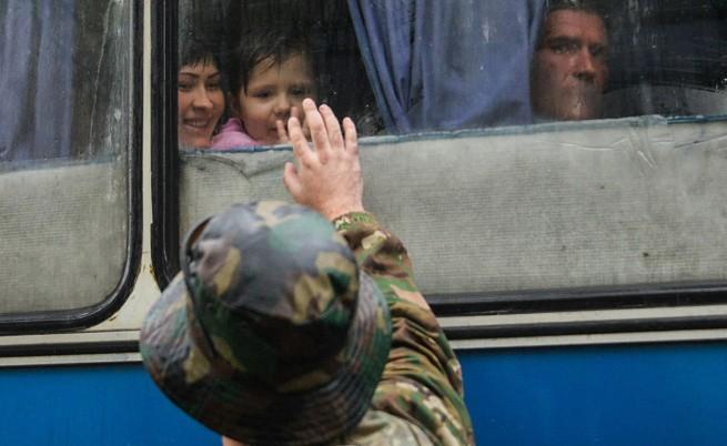 730 хил. украинци са напуснали страната заради кризата