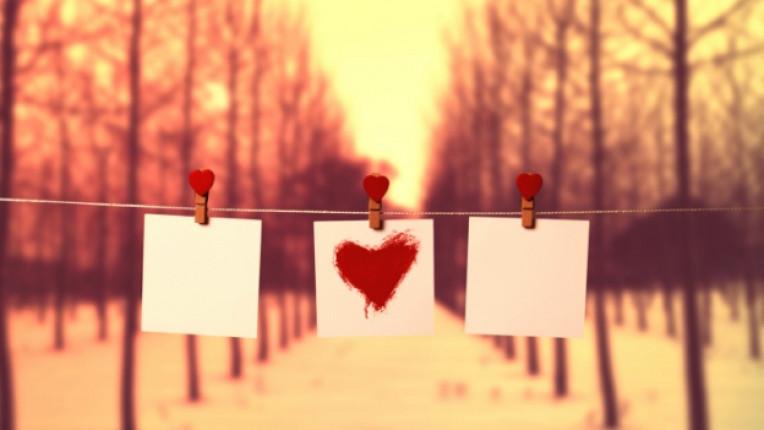 Любов сърце чувства