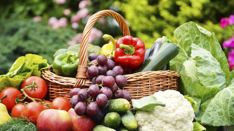 Колко плодове и зеленчуци от ЕС внася Русия