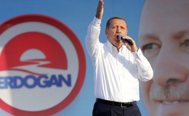 Ердоган очаква победа на президентските избори
