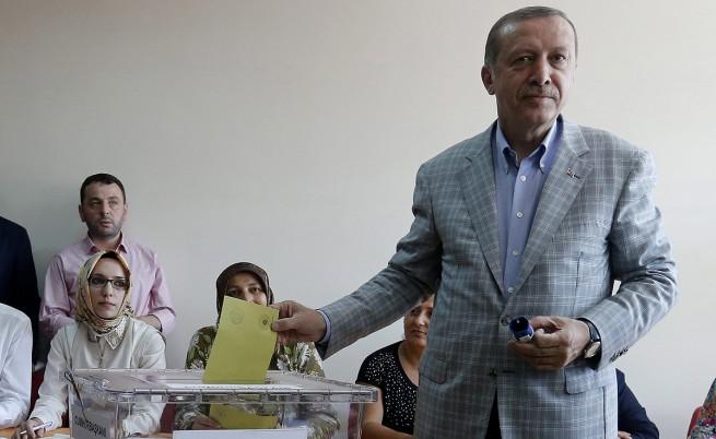 Новият президент на Турция ще е Ердоган
