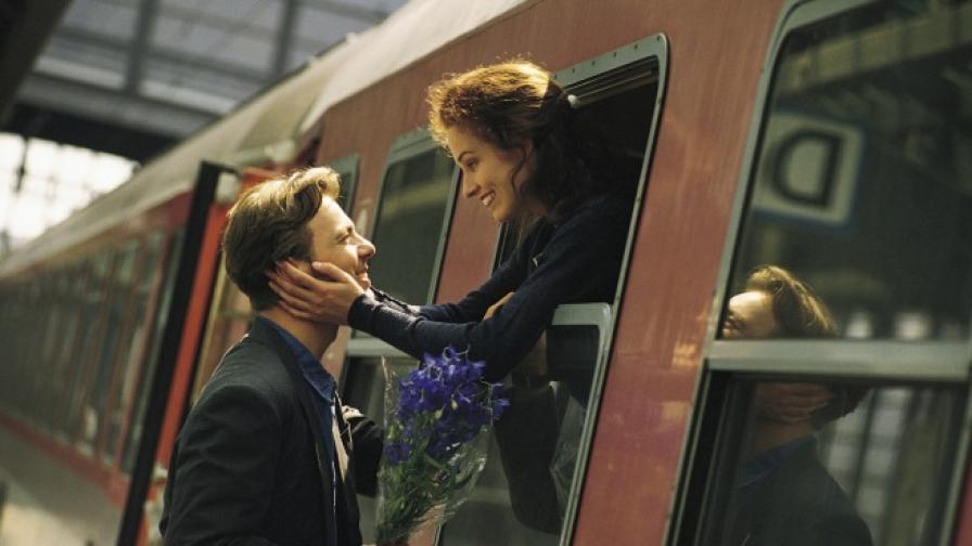Влаковете са най-романтичното превозно средство