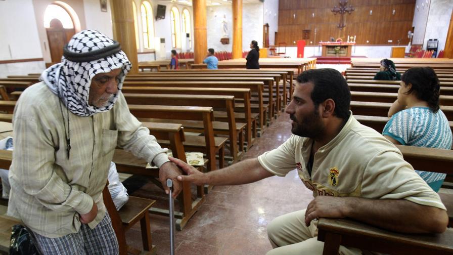 Християните в Ирак са подложени на гонения от ИД