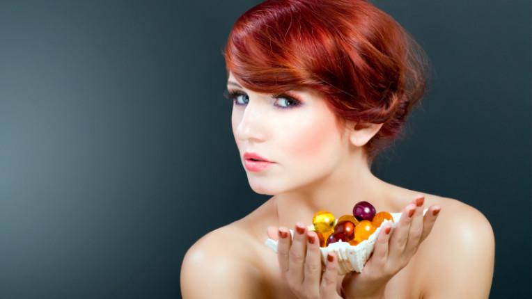 червена коса червенокоски