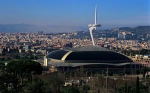 Барселона – Палау Сейнт Жорди