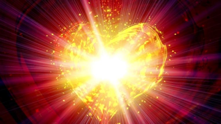 любов сърце страст огън