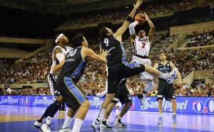 Баскетбол 2014 – Аржентина