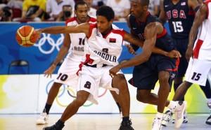 Баскетбол 2014 – Ангола