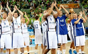 Баскетбол 2014 – Финландия