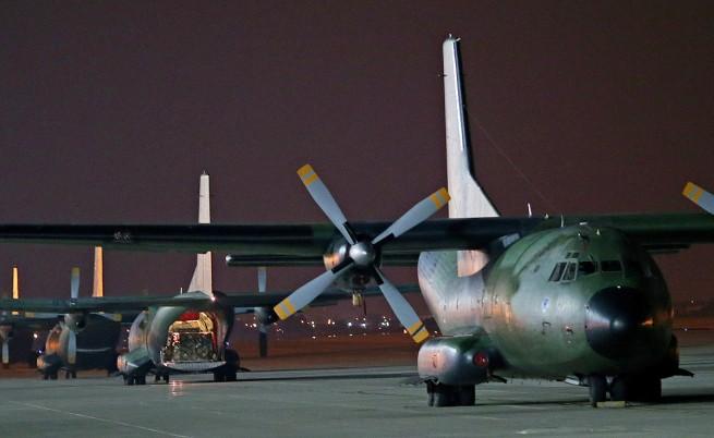 Австралия нанесе първите въздушни удари по ИД в Ирак