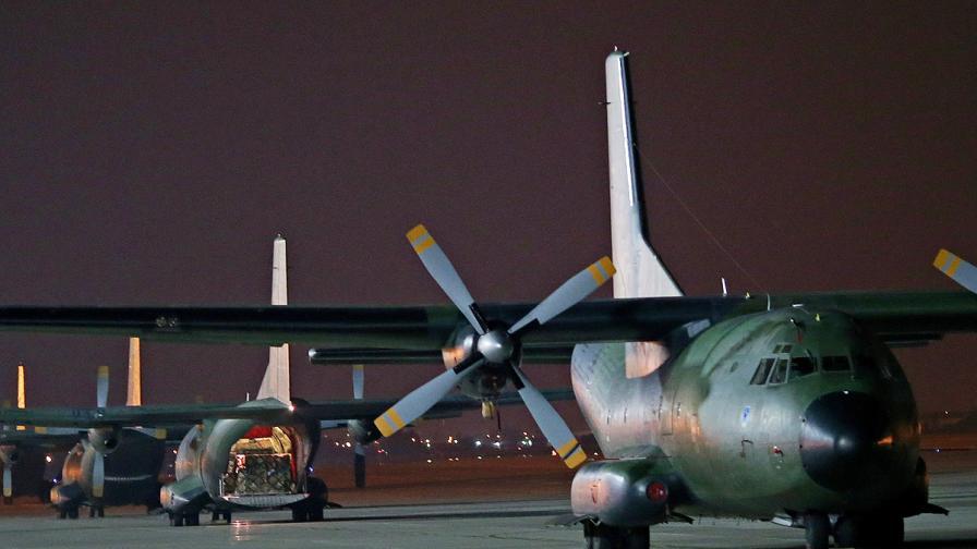 Германия праща военно оборудване в Ирак