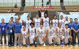 Баскетбол 2014 - Филипини