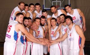 Баскетбол 2014 - Сърбия
