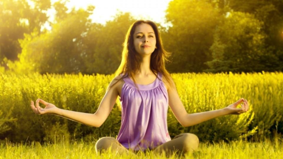 Слънцето, съзнанието и сахасрара чакра