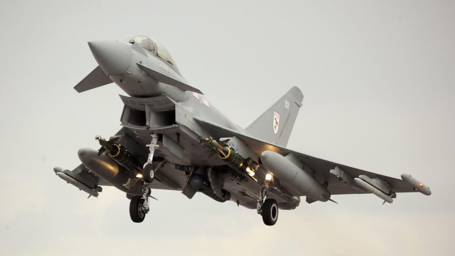 САЩ нанесоха въздушни удари срещу окупирания от ИД Мосул