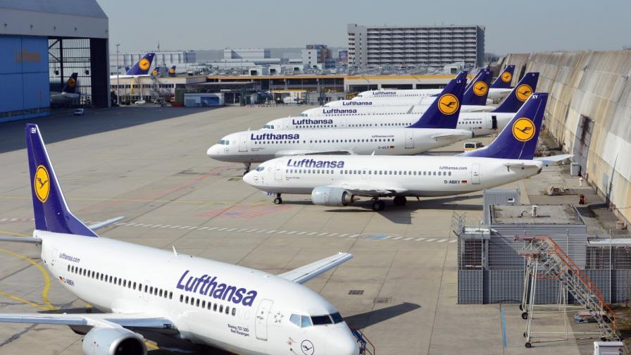 Атака с газ на летището във Франкфурт