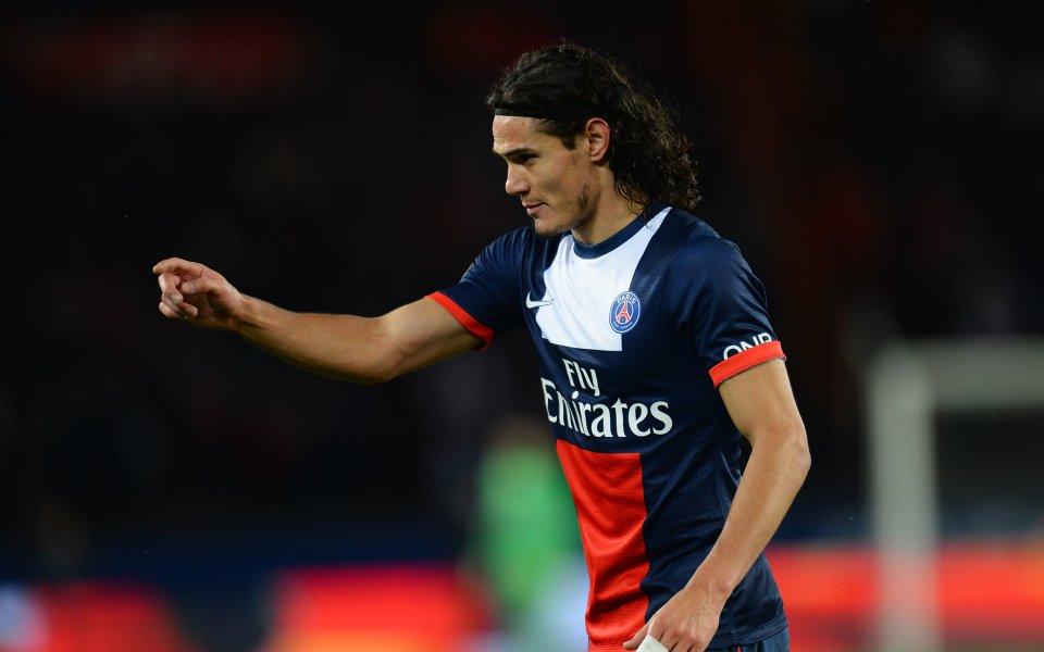 Във Франция: Арсенал дава 40 милиона и Жиру на ПСЖ за Кавани