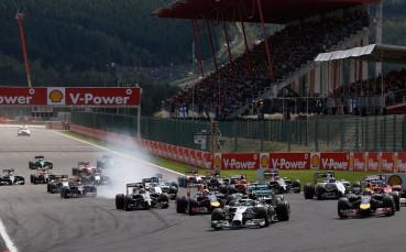 Гран При на Белгия остава в календара на Формула 1 до 2021 година