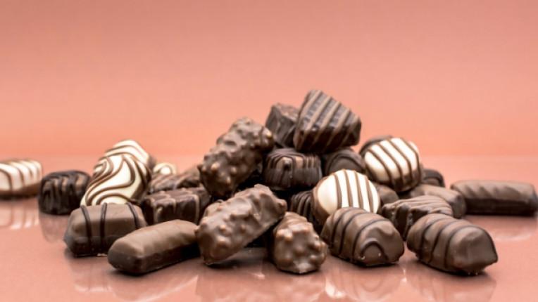 бонбон шоколад