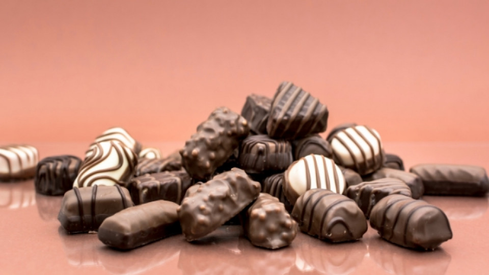 Любопитни факти за шоколадовите бонбони