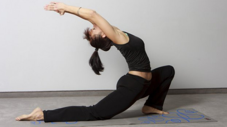Йога в помощ на спорта Част II