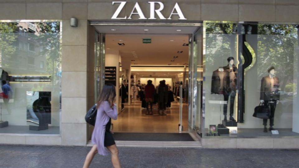5000 са магазините на Зара по света