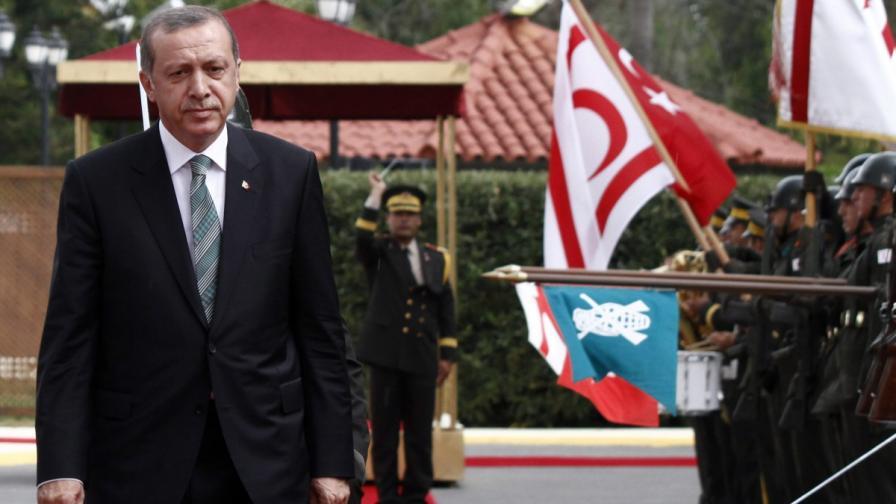 Кипър и Гърция осъдиха думи на Ердоган