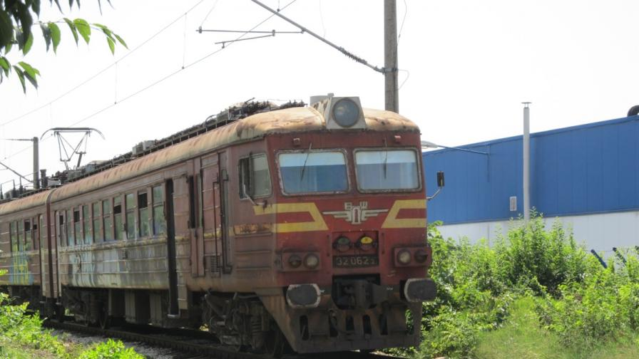 Повреда блокира 8 влака между София и Пловдив