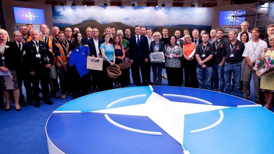 Започва срещата на НАТО в Уелс