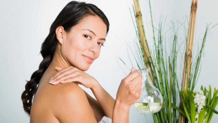 жена тяло масаж красота