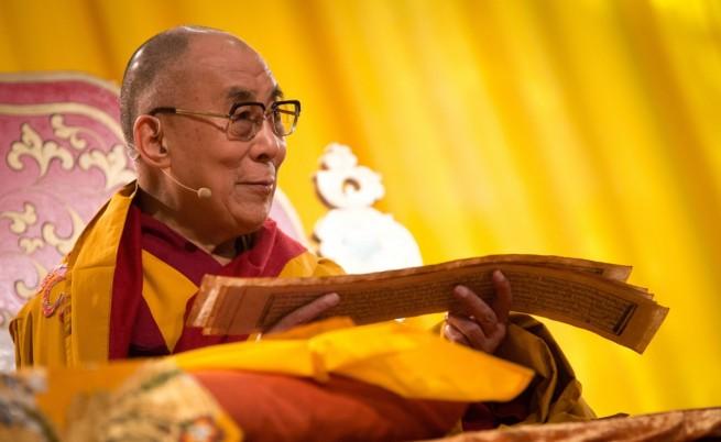 Далай лама: Путин е егоцентрик