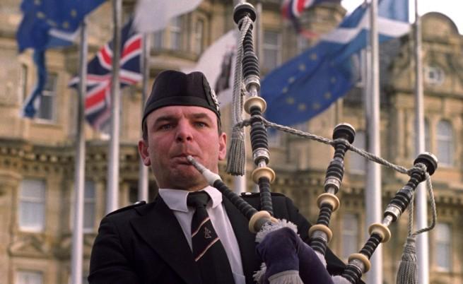 Ако Шотландия избере независимостта, напуска ЕС