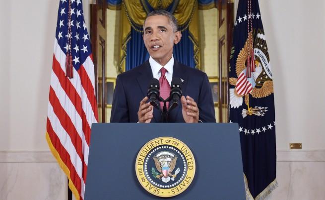 Барак Обама: САЩ няма да се поколебаят да атакуват ИД