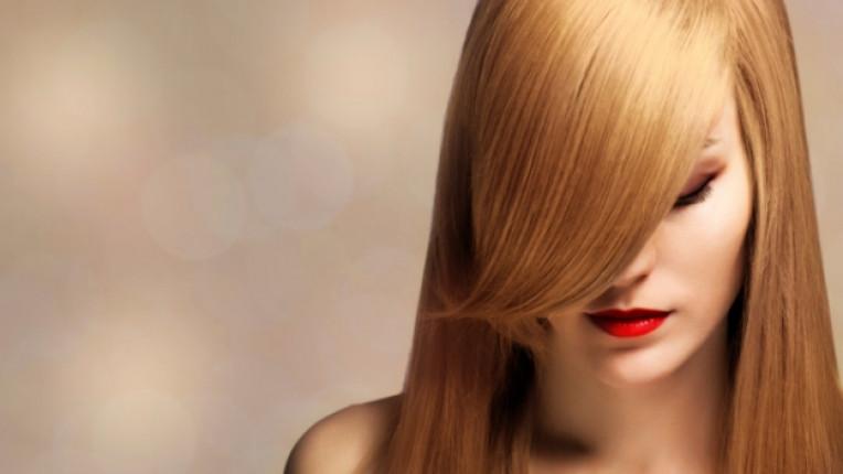коса жена красота