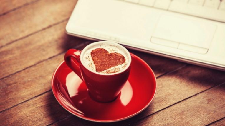 кафе любов