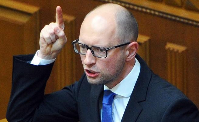 Украинският премиер разпореди пълна бойна готовност на армията