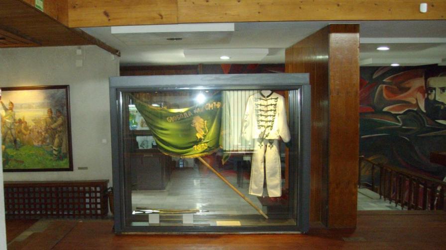 Обраха музея на Христо Ботев в Калофер