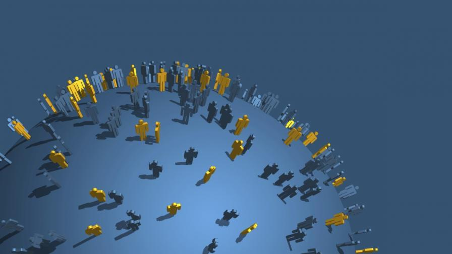 Жителите на Земята вероятно ще са 11 млрд. в края на века