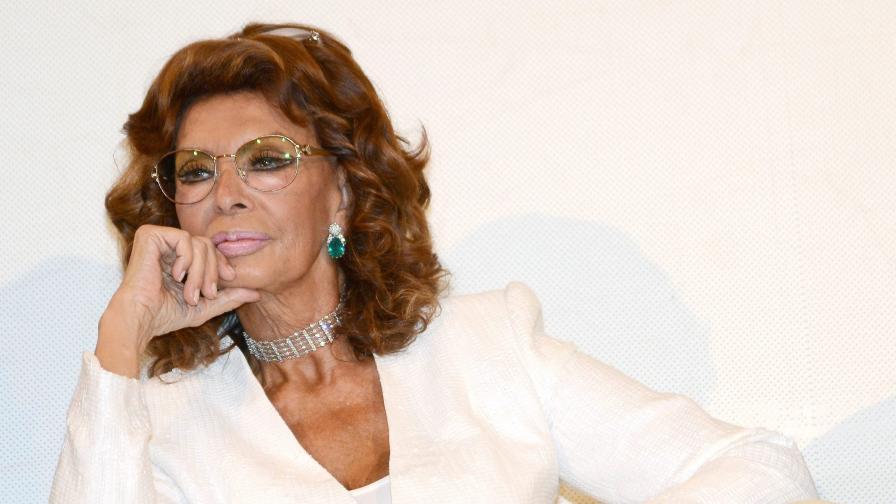 Великолепната София Лорен става на 80 години