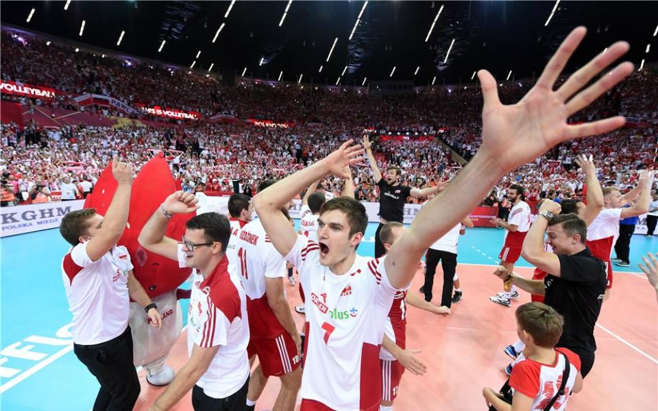 Световното в Полша счупи рекорда за посещаемост