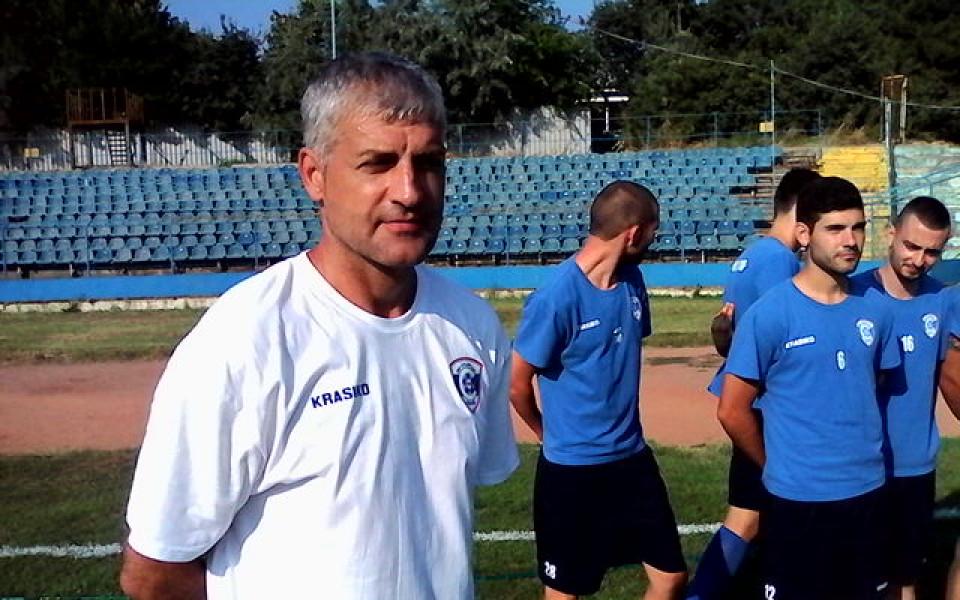 Златко Янков преди Левски: На този терен силите се изравняват