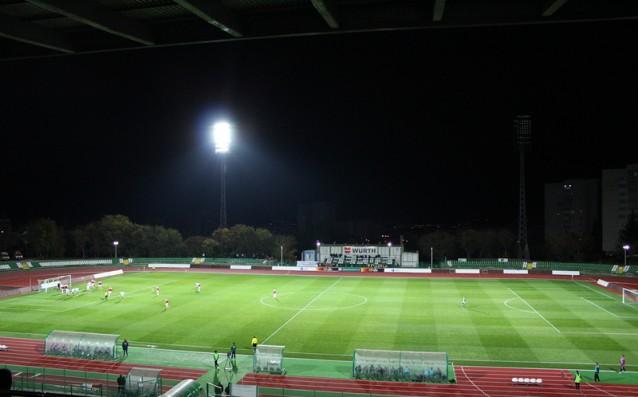 Стадион Берое<strong> източник: БГНЕС</strong>